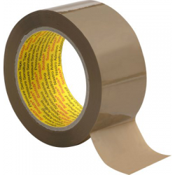 3M™ Scotch® Performance PVC Box Sealing Tape 6890 50mmx66m