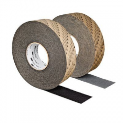 3M™ SWR/5S Safety-Walk™ Revêtement antidérapant grain moyen noir 51mm x 18.3m