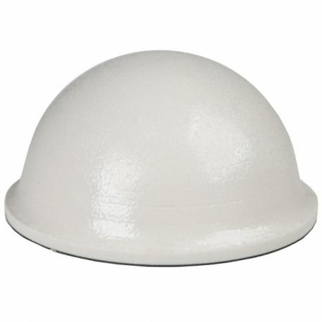 3M™ SJ-5017 Bumpon adhésif blanc hauteur 9.6mm diamètre 19mm