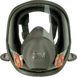 3M™ 6700 maschera gomma silicona completa, manutenzione limitata - small