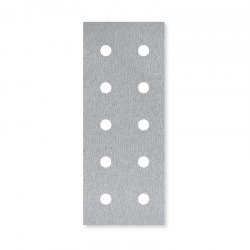 3M™ 618 carta asciutta P150 115x280mm 10 fori