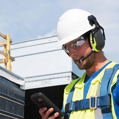 3M™ PELTOR™ MT67H05WS6-EU X Series Noise Canceling Wireless Communication Accessory