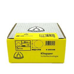 Klingspor PS21FK disque Hookit P150 125mm