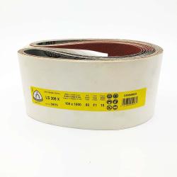 Abrasive belts Klingspor LS 309 X P80 100x1000 mm