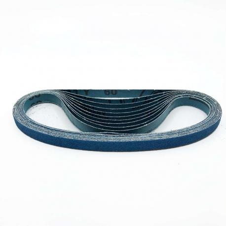 Abrasive belts Klingspor CS 411Y P60 13x610 mm
