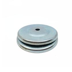 Klingspor SMD 612 aluminium flange 121x14 mm