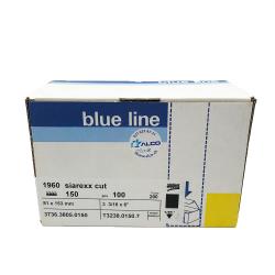 Siarexx schnitt 1960 Feuille-Schleifmittel hookit P150 81x153 mm