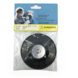 Klingspor ST 358 pad per fibra disque da 125 mm