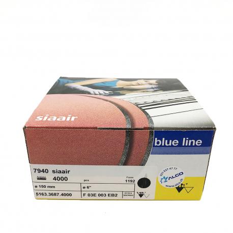 SIAAIR 7940 disc P4000 150 mm