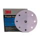 3M 50236 334U disque Hookit P400 150mm 6 trous