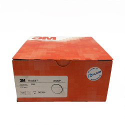 3M 00334 255P Hookit disc P280 150mm