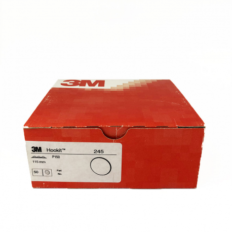 3M 245 Hookit disc P150 115 mm