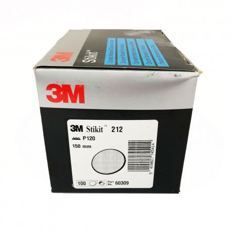 3M 60309 212 StickIt scheibe P120 150mm