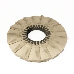 Leinwandpolierscheibe J31 250/20 mm