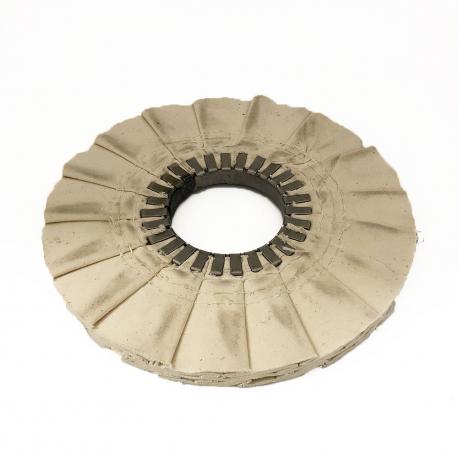 Canvas polishing disc J31 250/20 mm
