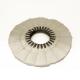 Leinwandpolierscheibe Molleton 250/25 mm