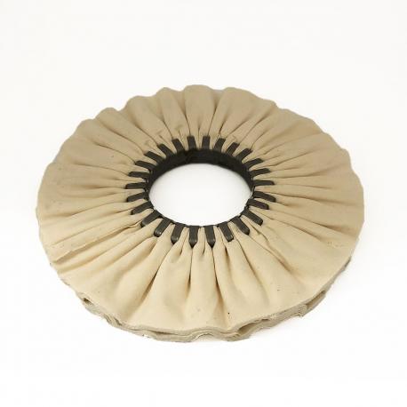 Canvas polishing disc W24 250/20 mm