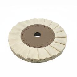 Leinwandpolierscheibe 306 250/25 mm