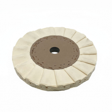 Canvas polishing disc 306 250/25 mm