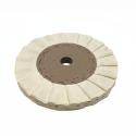 Canvas polishing disc 306 250/25 mm