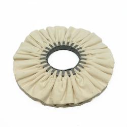 Leinwandpolierscheibe 304E 250/15 mm