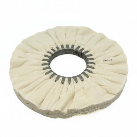 Disque à polir toile M011 Molleton 250/20 mm