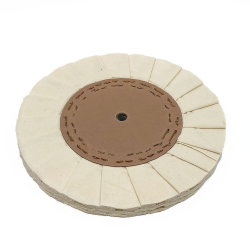 Canvas polishing disc 202 250/10 mm