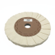 Canvas polishing disc 290 250/10 mm