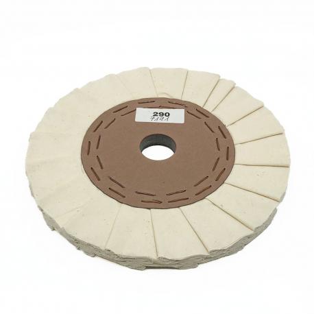Leinwandpolierscheibe 290 250/10 mm