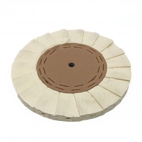 Canvas polishing disc 304 250/20 mm