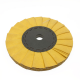 Canvas polishing disc 264J 300/20 mm