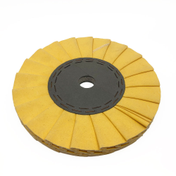 Canvas polishing disc 264J 300/20 mm