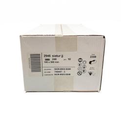 SIATUR 2946 Schleifband P240 100x500 mm