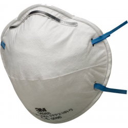 3M™ 8810 - FFP2 Anti dust mask shell 10 pce/box