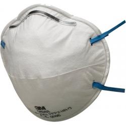 3M™ 8810 - FFP2 Masque antipoussière coque 10 pce/box