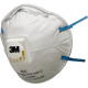 3M™ 8822 - FFP2 Anti dust mask shell Classic Series with valve CoolFlow™