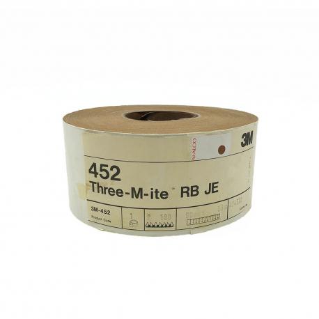 3M™ 452 Rolle P180 90mmx50m