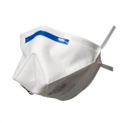 3M™ K112 - FFP2 Maschera protezione antipolvere pieghevole a 2 lembi serie economica 10 pce/box
