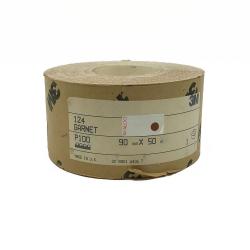 3M™ 124 Garnet roll P100 90mmx50m