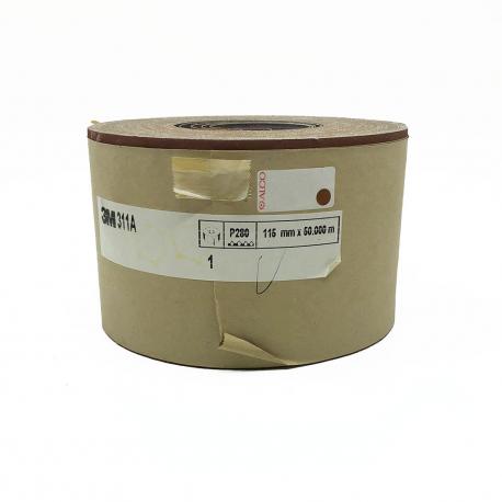 3M™ 311A Rolle P280 90mmx50m