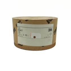 3M™ 124 Garnet roll P100 115mmx50m