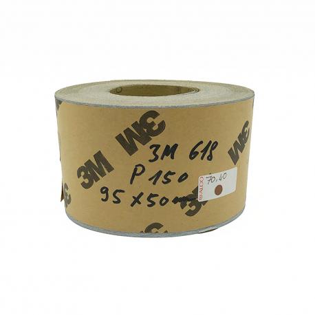 3M™ 618 roll P150 90mmx50m