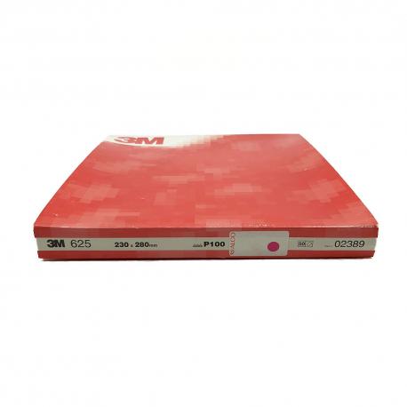 3M™ 02389 625 feuille TriMite™ P100 230x280mm