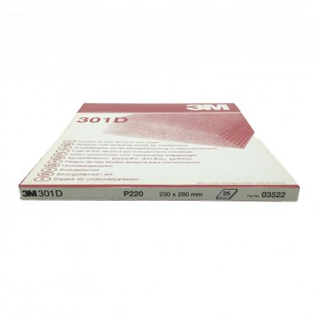 3M™ 03522 301D foglia P220 230x280mm
