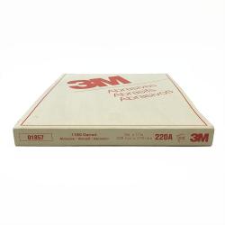 3M™ 01857 110N Garnet sheet P220 230x280mm