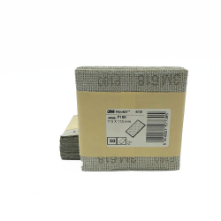 3M™ 618 carta asciutta P180 115x115mm