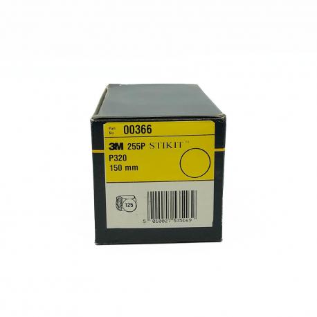 3M 00356 255P disque StickIt P320 150mm
