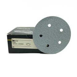 3M 618 dischi Hookit P400 125mm 5 fori