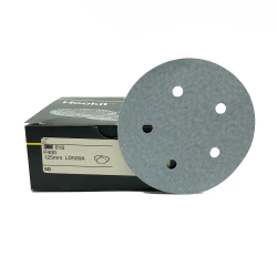 3M 618 Hookit disc P400 125mm 5 holes