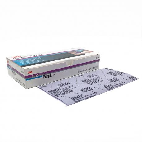 3M 30628 734U Hookit sheet P320 115 x 225 mm